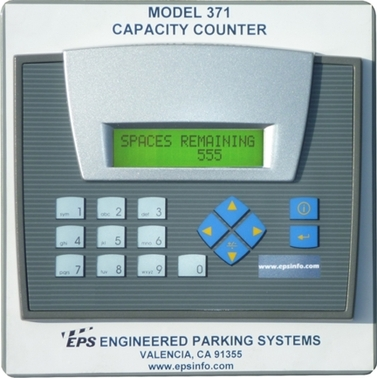 Parking Space Counter